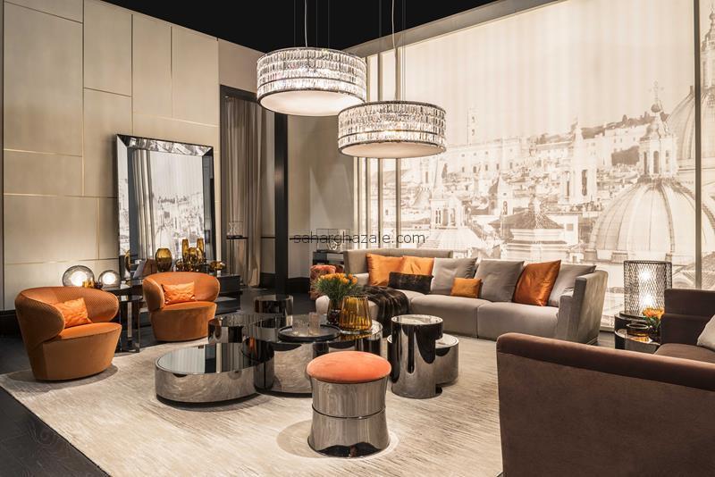 Fendi Casa 2015 Collection Luxury Furniture Design Lifestyle Blog
